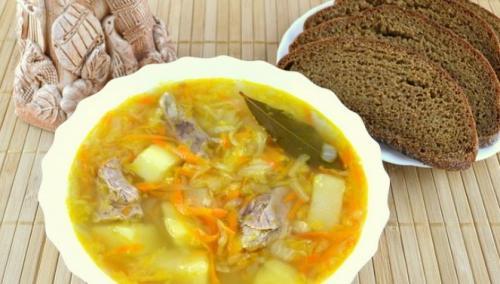 Блюда старорусской кухни. Рецепты русской национальной кухни с фото