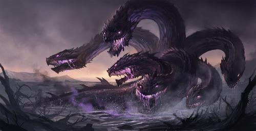 Существа из легенд. Древнегреческие мифические существа