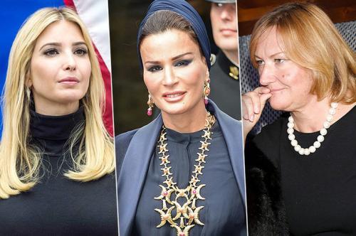 Самая богатая женщина в мире 2019. Какие колготки все будут носить этой весной: трендовые модели-2020