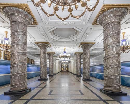 Самое красивое метро в мире. Топ-10 самых красивых станций метро в мире