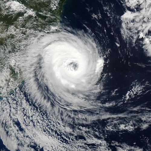 Тайфун и цунами. Циклон, антициклон, ураган и тайфун: в чём разница?