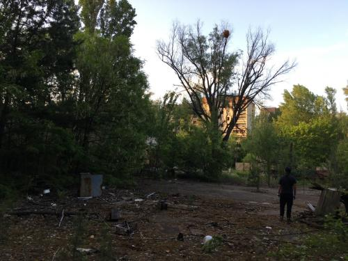 Чернобыль сейчас. Город мечты