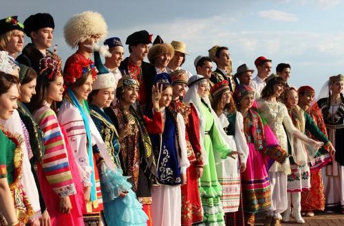 Интересные факты о русской национальности. Интересные факты о народах России