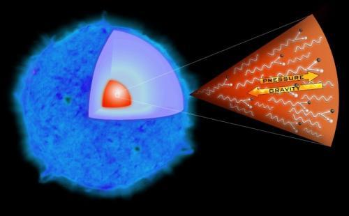 Самая большая дырка. Самая большая чёрная дыра в известной Вселенной