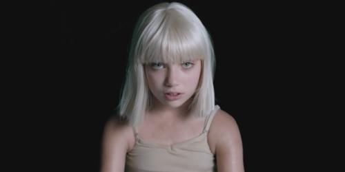 Клип сиа с девочкой. Факты о девочке из клипа Sia